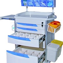 ABS Medical Carts/Trolleys