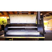 "20"" Offset BBQ Smoker and Fire Box Grill"