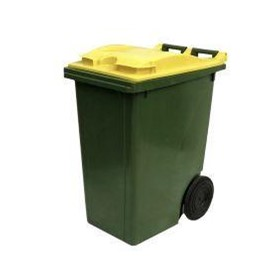 360 Litre Wheelie Bin with Large Wheels