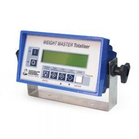 Totaliser Onboard Weighing Systems | Weight Master