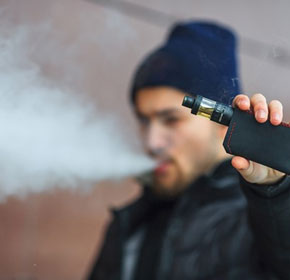 New reports on e-cigarettes show risk to young users