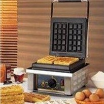 Single Waffle Maker and Waffle Mix | GES Series