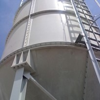 Modular Storage Silos for Bulk Solids | SILOFAB SPG 35