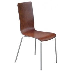 Timber Chair | Avoca - Walnut
