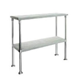 1500mm Double Tier Over bench shelf | KSS
