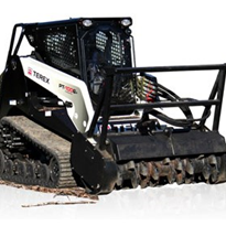 Forestry Skid Steer Loader | Terex PT-100G