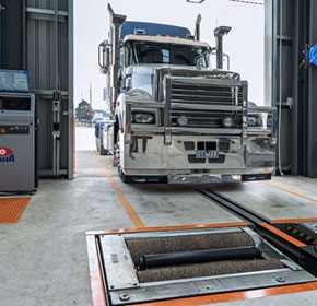 Heavy Vehicle Brake Testing - MAHA