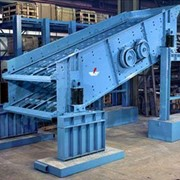 Conn-Weld Circular Motion (Incline) Vibrating Screens