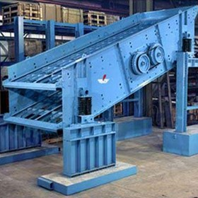 Conn-Weld® Incline Style Vibrating Screens