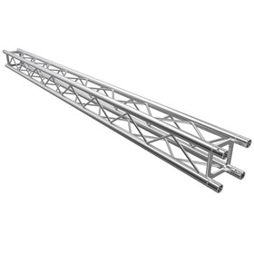 F14 Square 0.3m Linear Truss with Spigots, Pins & R-Clips