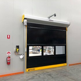 Industrial Rapid Roller Doors | Movidor