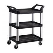 3 Tier Small Utility Service Trolley