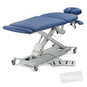 SX Contour Massage Table with Midlift | Healthtec
