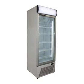 Upright Commercial Display Freezer | HF360