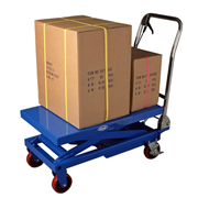 Hydraulic Lift Table Trolley 300kg Capacity