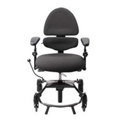 Ergonomic Medical Office Chair | 500 - ALB Backrest