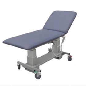 Examination Couch | Hospital Exam C Couch - 2 Section