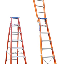 Fibreglass Dual Purpose Ladder | INDALEX Pro Series