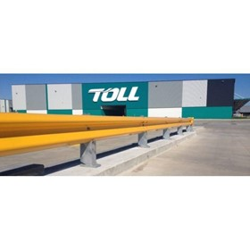 Safety Barrier I RHINO-STOP Warehouse Guardrail