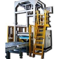 Big Bag Gross Weighing System/Terminal