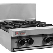 RCT6-4-NG Trueheat RC Series 4 Burner Cooktop