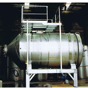 Cosmenter Rotary Fermenters | 15T