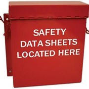 Safety Document Storage Holders