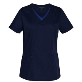 Scrub Top | Ladies V-Neck M7660