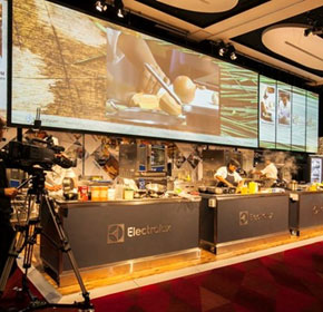 Competition heats up at 2018 Hilton Food & Beverage Masters Event