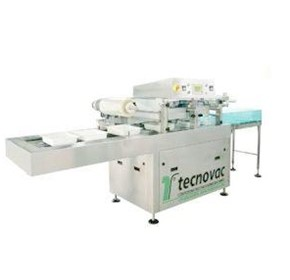 Tecnovac Athena Double Sealing Machine