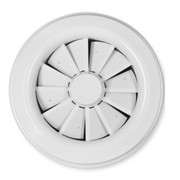 Round Ceiling Swirl Diffuser - VDL