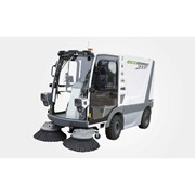 EcoSweep 2000 Electric Street Sweeper