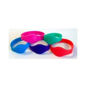 RFID Durable Silicon Wristbands