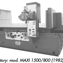 Travelling Column Grinding Machines | Delta MAXI Series