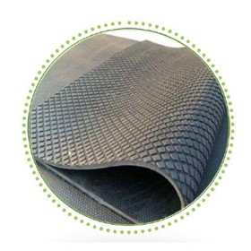 Cow Rubber Safety Mat