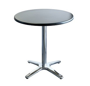 Round Cafe Table - Indoor/Outdoor | Roma Innova