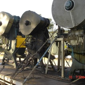 Scrap Machinery Recycling Services