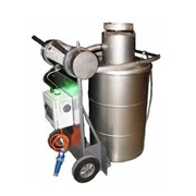 Scholer | Portable Electric Incinerators | Turbo Burn Incinerator RC08