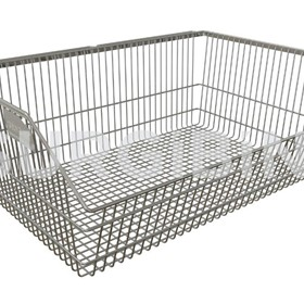 Surgical Solutions Large 12 Litre | Wire Baskets