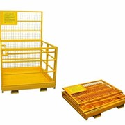 Forklift Work Platform Safety Cage - 2 Person,  250kg Load