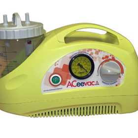 Portable Medical Suction Pump | Clements Aceevac