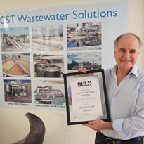 Innovation in a container:CST highly-commended in Bulk Handling Awards