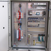 Aeration Manager with Power Distribution Switchboard