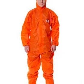 Protective Coverall 4515 XL | Orange