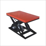High-Quality 2T Electric Scissor Lift Table Max Lift Height 1040mm