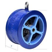 Axial Range Non Return Check Valves