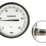 Bimetal Thermometers | Rear Entry