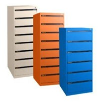 Pharmaceutical Prescription File Storage Drawer Locker