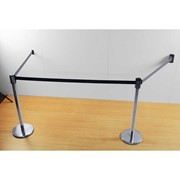 Retractable Belt Barrier Stand