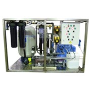Automatic Drinking Water Purification Unit